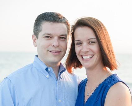Amanda and Greg Cash