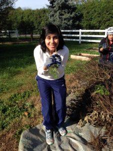 Circle de Luz on Sow Much Good's urban farm